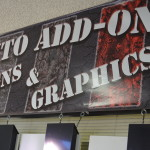 graphic wraps signs