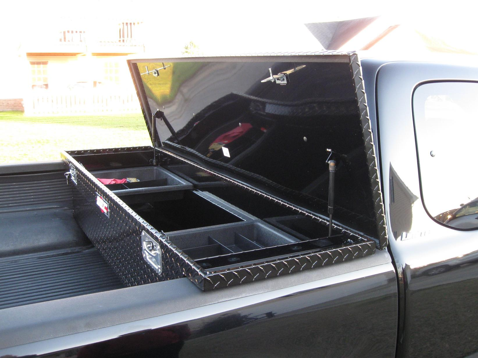 Best Truck Box For Toyota Tundra